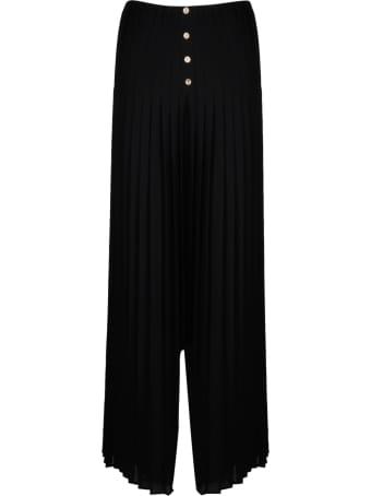 Edward Achour Paris Folded Trousers