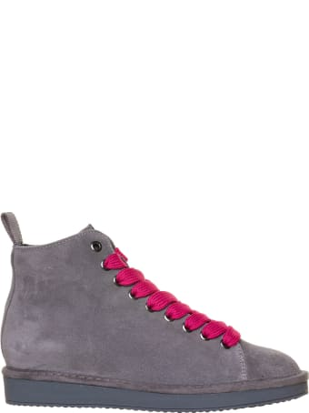 Panchic Panchic Gray Ankle Boot
