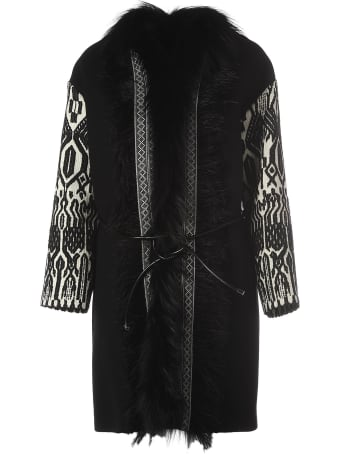 Seventy Wool Black Coat