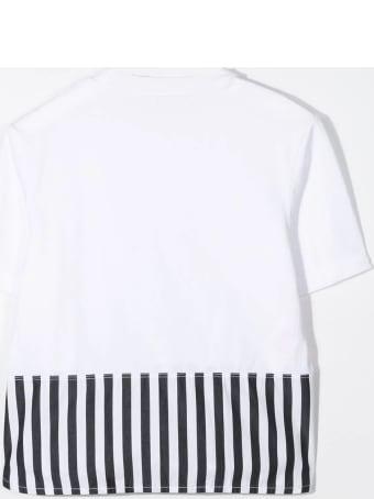 Marni Striped Hem T-shirt