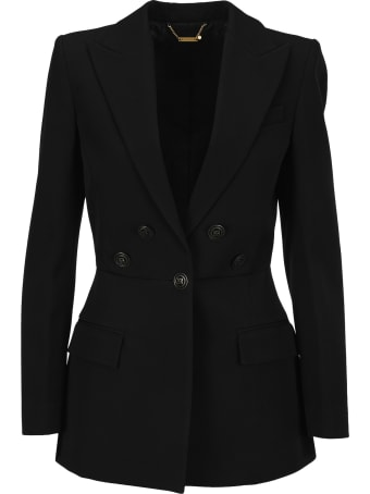 Givenchy 4g Buttons Blazer