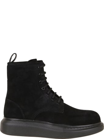Alexander McQueen Leather Upper And Ru