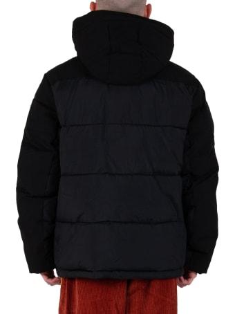 Pop Trading Company Alex Padded Jacket - Black