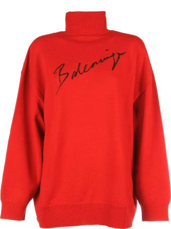Balenciaga Long Sleeves Turtleneck
