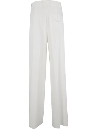 Bottega Veneta Straight Waist Concealed Long Trousers