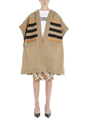 Burberry 'tb' Cape