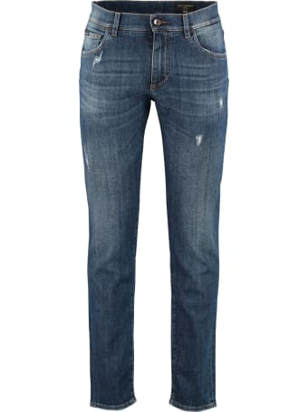 Dolce & Gabbana 5-pocket Jeans