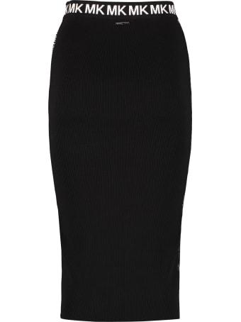 MICHAEL Michael Kors Knit Pencil Skirt