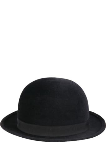 Anthony Peto Bowler Lapin Fur Felt Hat
