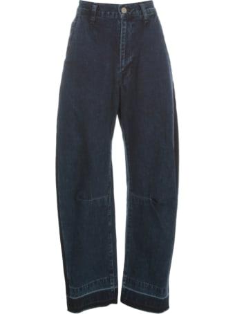Y's U Gusset Wide Pants