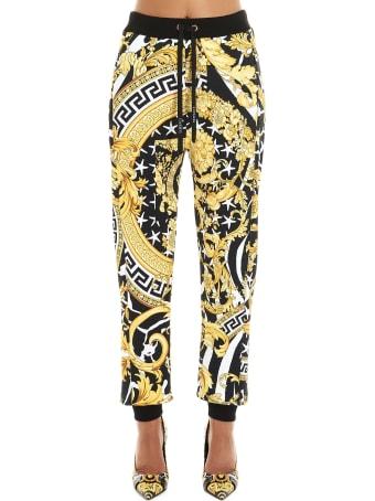 Versace 'wild Barocco' Pants
