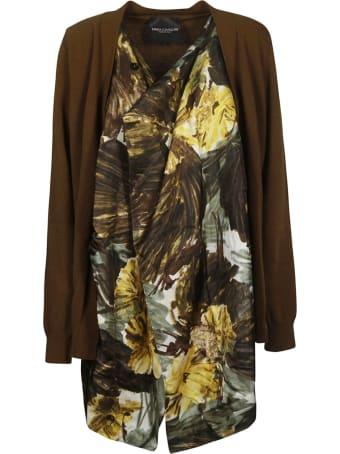 Erika Cavallini Floral Cardi Coat