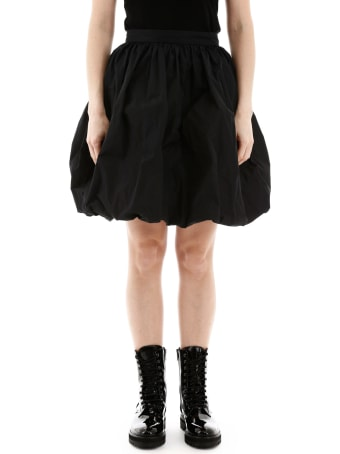 Patou Generous Faille Skirt