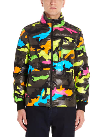 Valentino 'camou Multicolor' Jacket