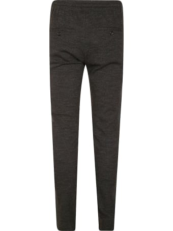 Dolce & Gabbana Drawstring Waist Slim Trousers