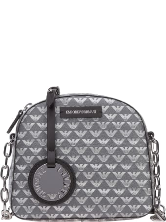 Emporio Armani Lady M Crossbody Bags