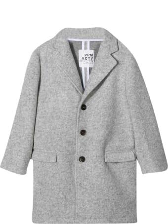 Paolo Pecora Gray Coat