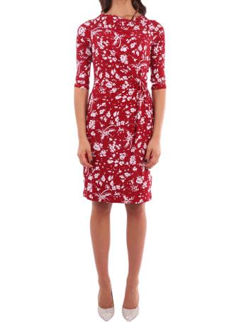 Ralph Lauren Lauren Ralph Lauren Floral Trava Dress