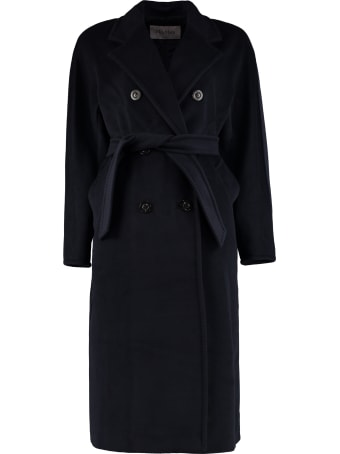 Max Mara Madame Virgin Wool Coat
