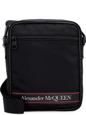Alexander McQueen Nylon Messenger-bag