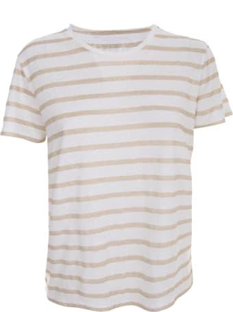 Majestic Filatures Linen Tshirt