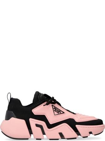 Prada Techno Fabric Sneakers