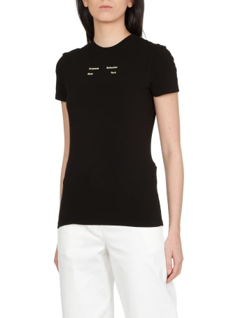 Proenza Schouler White Label Cotton T-shirt
