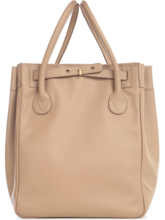 Rodo Vertical Leather Bag