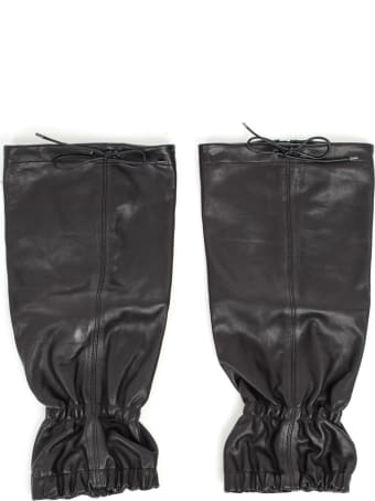 Trippen Gaiters Leather