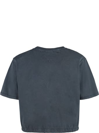 Tommy Jeans Printed Cotton T-shirt