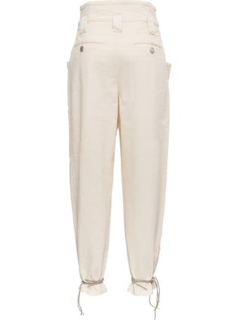 Isabel Marant High Waisted Nubaia Jeans