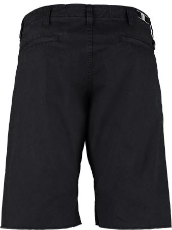 Moncler Cotton Bermuda Shorts
