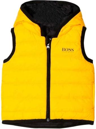 Hugo Boss Yellow Jacket