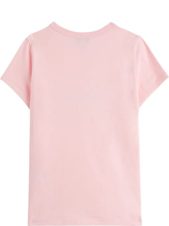 Lanvin Jersey T-shirt With Front Print