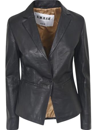 S.W.O.R.D 6.6.44 Leather Jacket