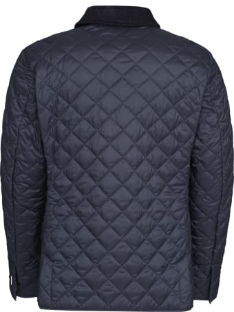 Add Snap Button Fastening Down Jacket