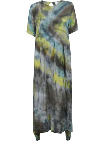 Collina Strada Tie Dye Dress