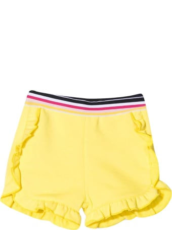 Givenchy Shorts Gialli