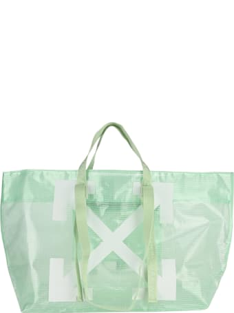 Off-White Off White Arrows Tote Bag
