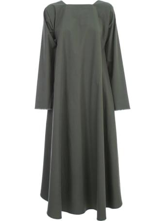 Daniela Gregis Olma Dress Square Neck