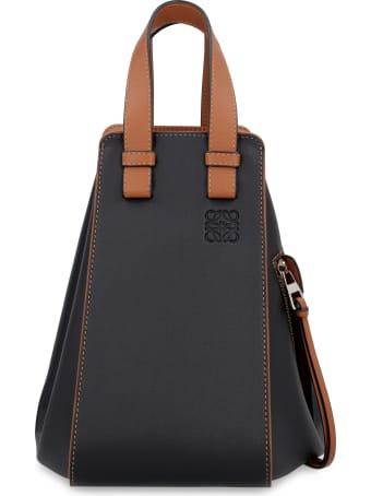 Loewe Hammock Leather Handbag