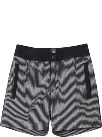 Emporio Armani Striped Shorts
