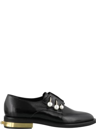 Coliac Fernanda Lace Up Shoes