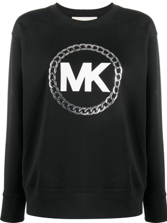MICHAEL Michael Kors Cotton Sweatshirt With Logo Print