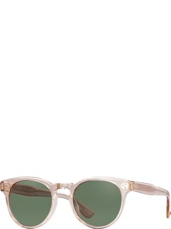 Garrett Leight Boccaccio Nu-grn Sunglasses