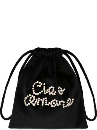 Giada Benincasa Velvet Bag