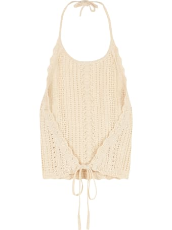Pinko Bocce Knitted Top