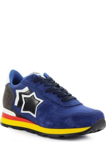 Atlantic Stars Antares Blue Anthracite Grey Sneaker