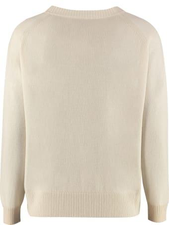 Max Mara Studio Alacre Wool And Cashmere Sweater