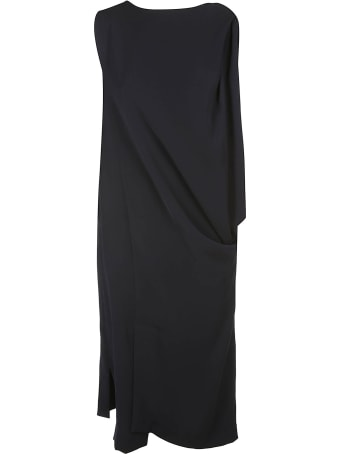 Enföld Asymmetric Dress